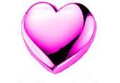 coeur mauve gif